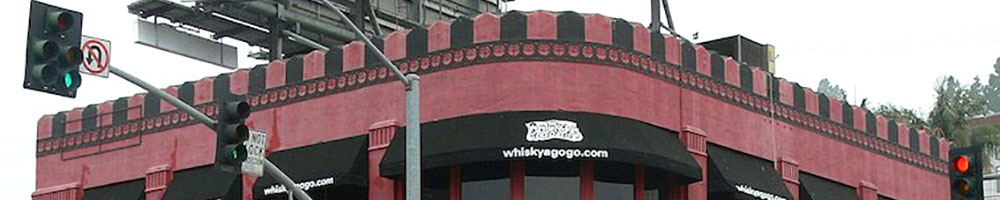 First Time at the Whiskey a Gogo